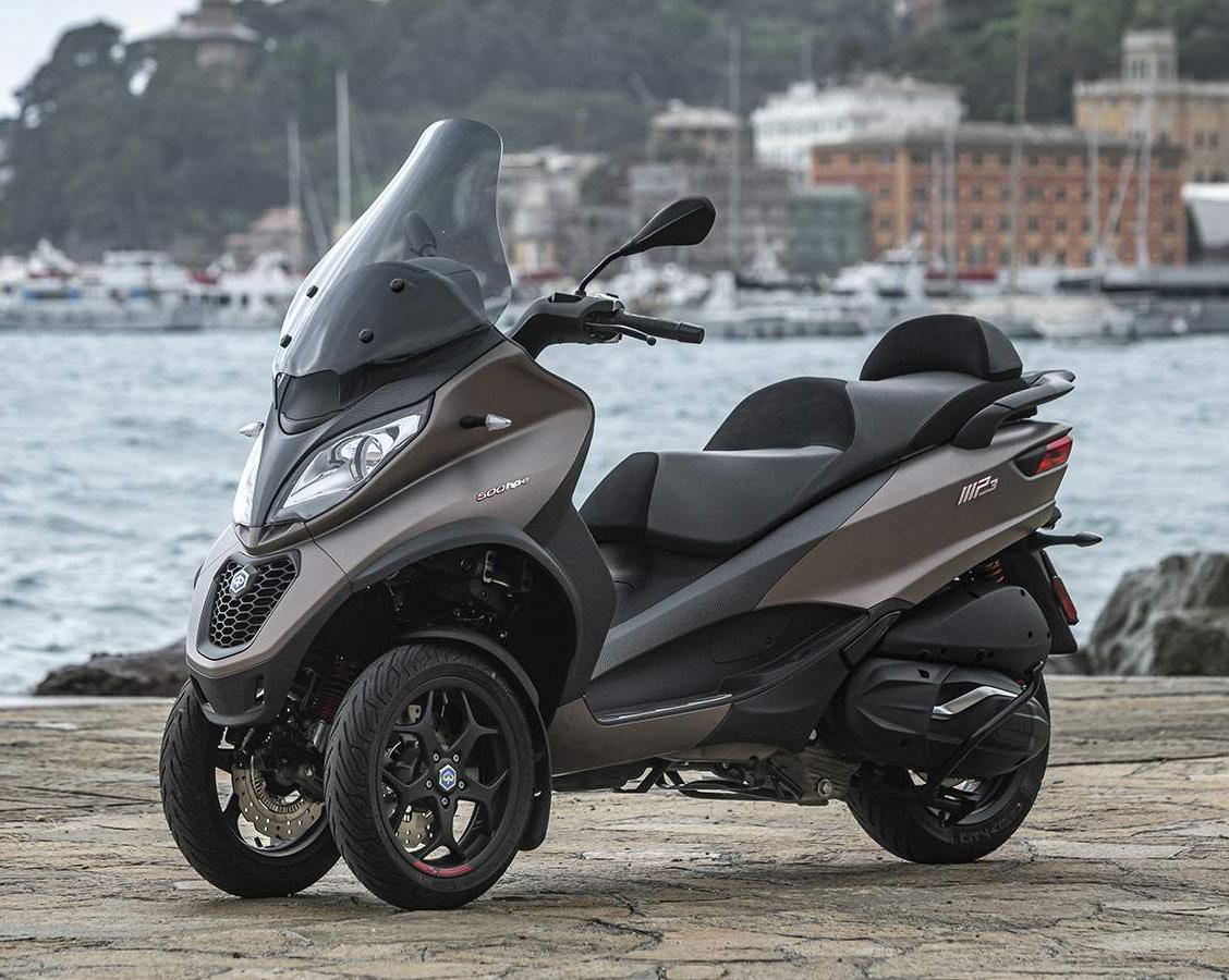 Piaggio MP3 500 Sport / Sport Advanced technical specifications
